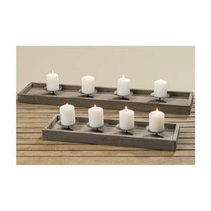 Podnos na sviečky Boltze Aura, 53 cm