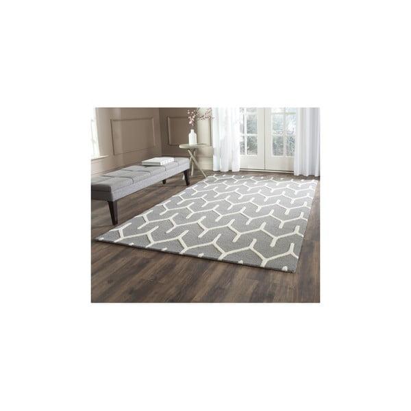 Vlnený koberec Safavieh Chara, 152 x 243 cm
