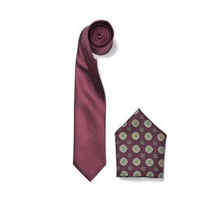 Set kravaty a vreckovky Ferruccio Laconi 2