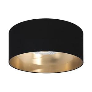 Stropné svietidlo Gold Inside Black