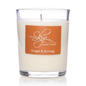 Sviečka s vôňou zázvoru a muškátového orechu Skye Candles Container, dĺžka horenia 12 hodín