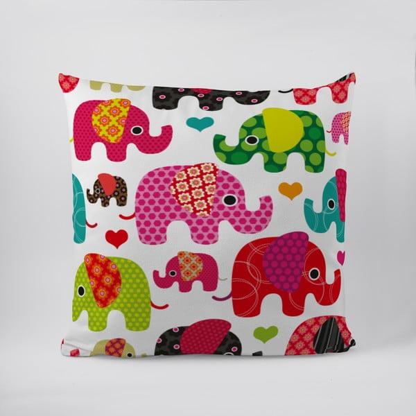 Vankúš Lovely Elephant Love