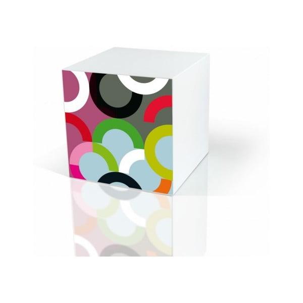 Lampička Remember Cube Light Cornet