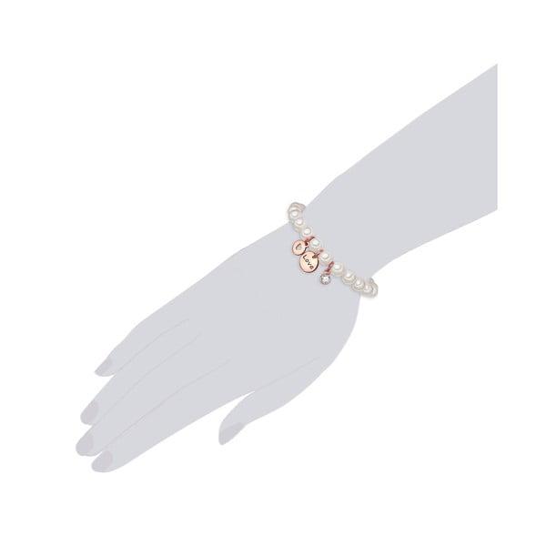 Perlový náramok Ame, perla 8 mm