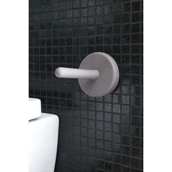 Samodržiaci stojan na toaletný papier Portaro Light Grey