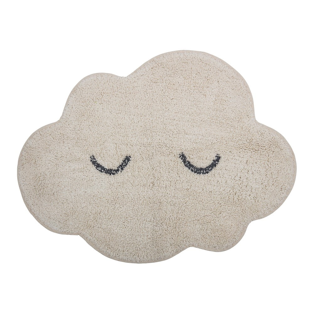 Detský bavlnený koberec Bloomingville Cloud, 82 × 57 cm
