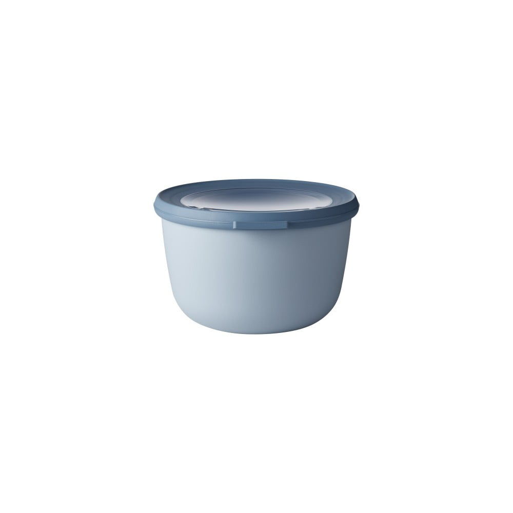 Modrá miska s viečkom Rosti Mepal Nordic, 1000 ml