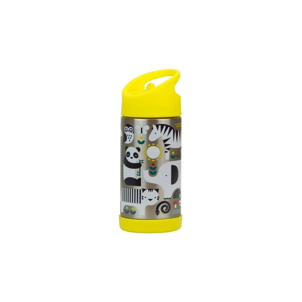 Termoska Petit collage Animals, 350 ml