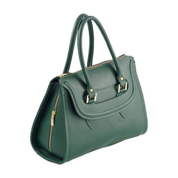 Kožená kabelka Andrea Cardone 946 Green