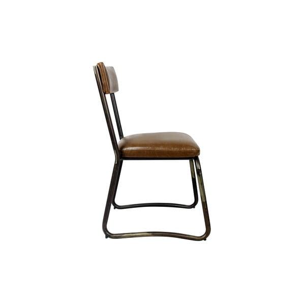 Jedálenská stolička Red Cartel Camarro