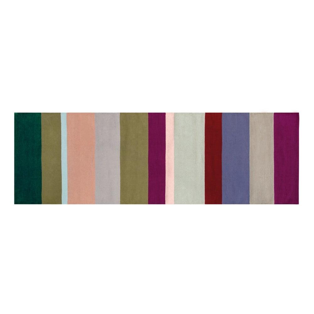 Bavlnený behúň Remember Cara, 80 x 250 cm