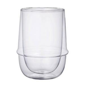 Pohár na ice tea s dvojitým sklom Kronos