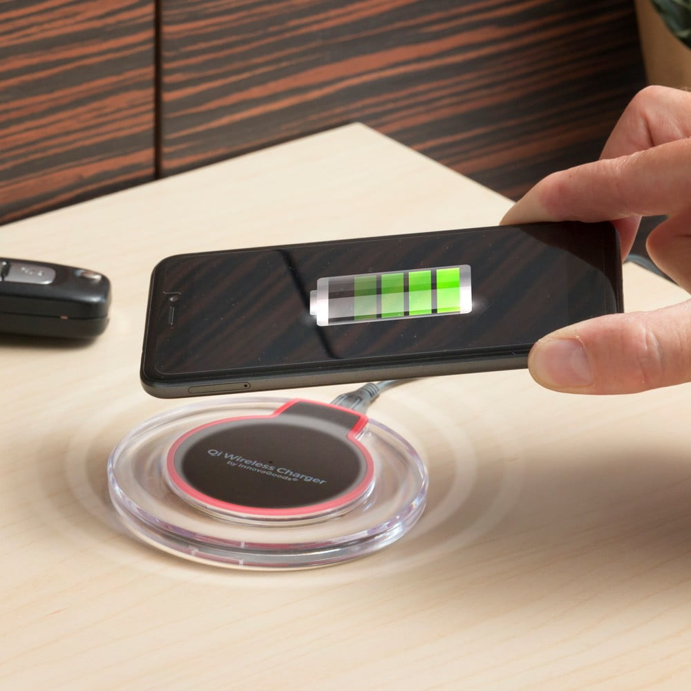 Bezdrôtová nabíjačka na smartphone InnovaGoods