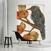 Koupelnový závěs Brave Bird, 180x180 cm