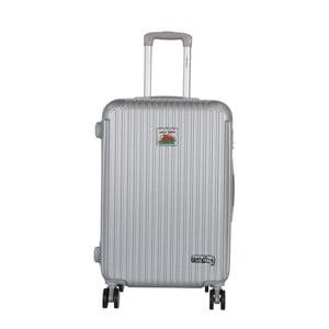 Sivých cestovný kufor LULU CASTAGNETTE Darwin, 71 l