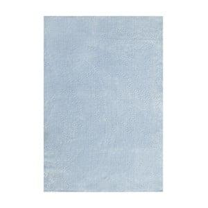 Modrý detský koberec Happy Rugs Small Man, 120x180cm