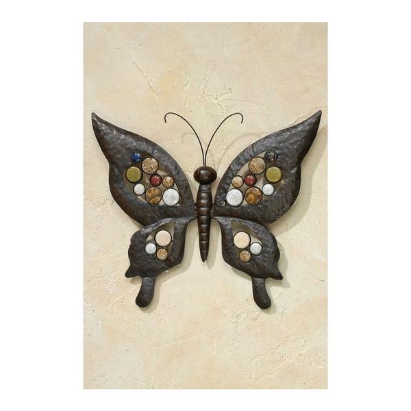 Nástenná dekorácia Butterfly Nizza