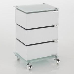 Pojazdný vozík s 3 zásuvkami Tomasucci Bobo