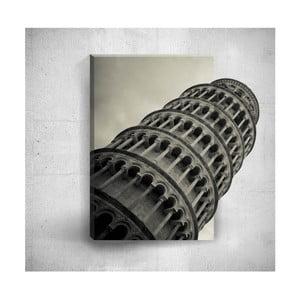 Nástenný 3D obraz Mosticx Tower, 40×60 cm
