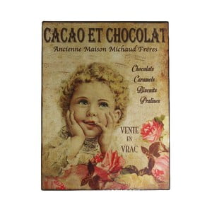 Nástenná dekorácia Cacao Chocolat