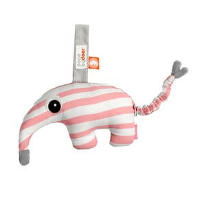 Ružová hudebná hračka Done by Deer Antee