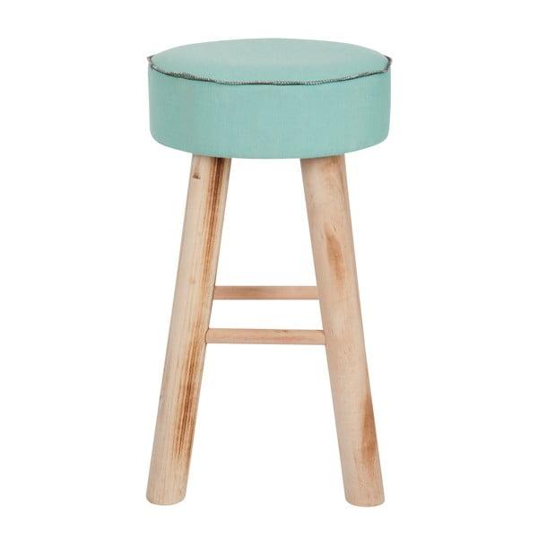 Stolička na sedenie J-Line Cotton Mint