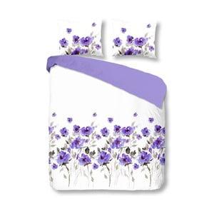 Obliečky Flowerdream Purple, 140x200 cm