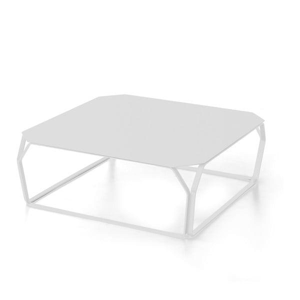 Stolík MEME Design Metallo Bianco