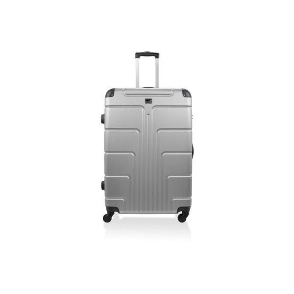 Sada 3 sivých kufrov na kolieskach Blue Star Ottawa