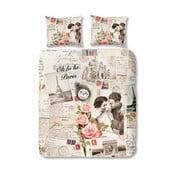 Bavlnené obliečky Müller Textiel Paris D'Amour, 140x200cm