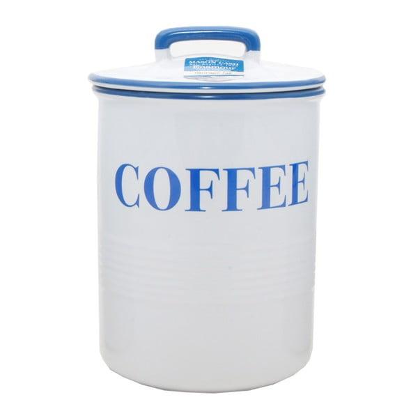 Kameninová dóza na kávu Enamour