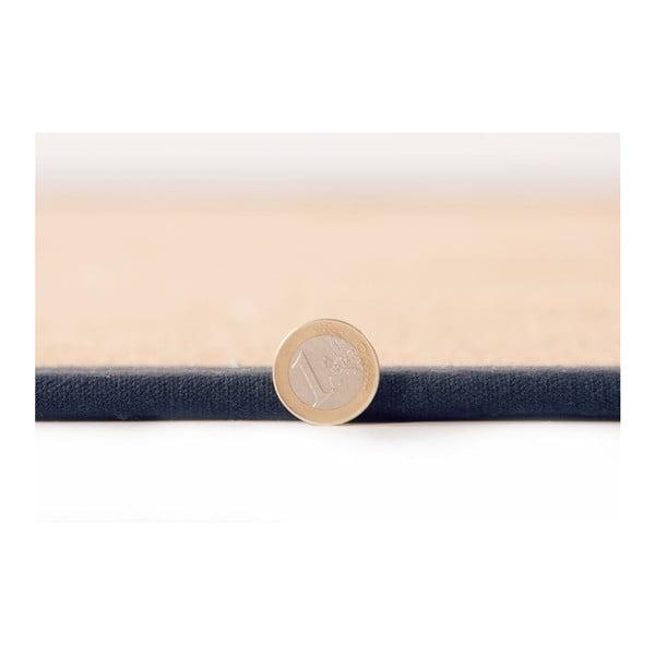 Koberec Herringbone Indigo, 120x170 cm