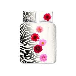 Obliečky Dahlias Pink, 140x200 cm