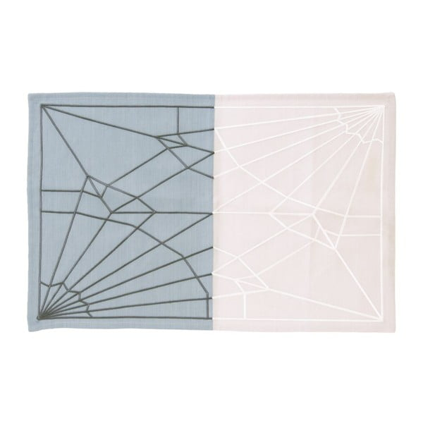 Prestieranie Unfolded Blush, 30x45 cm