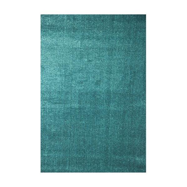Tyrkysový koberec Young, 120×180 cm