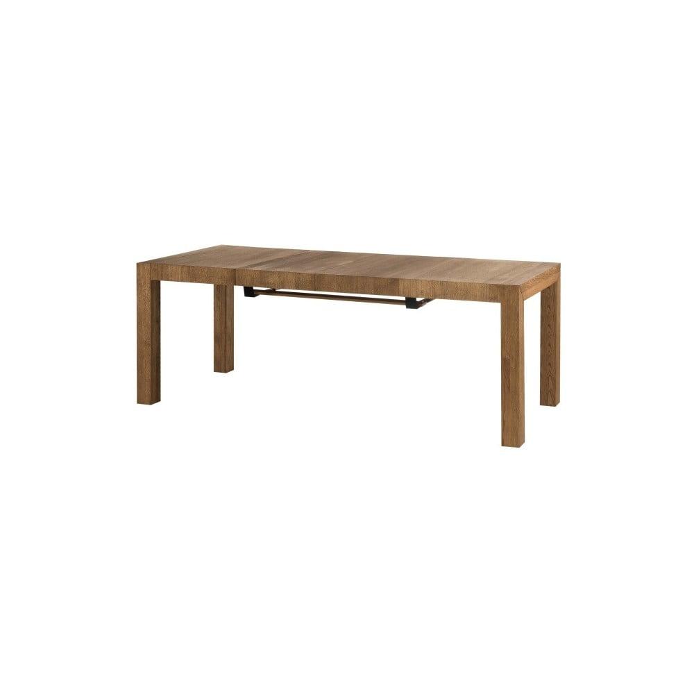 Rozkladací jedálenský stôl Szynaka Meble Polaris, 85 x 120 cm