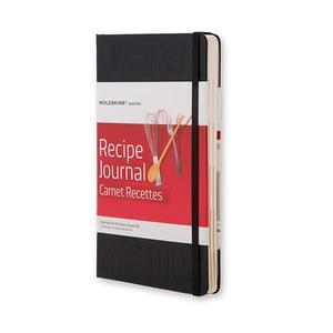 Zápisník Moleskine pre milovníkov varenia Passion