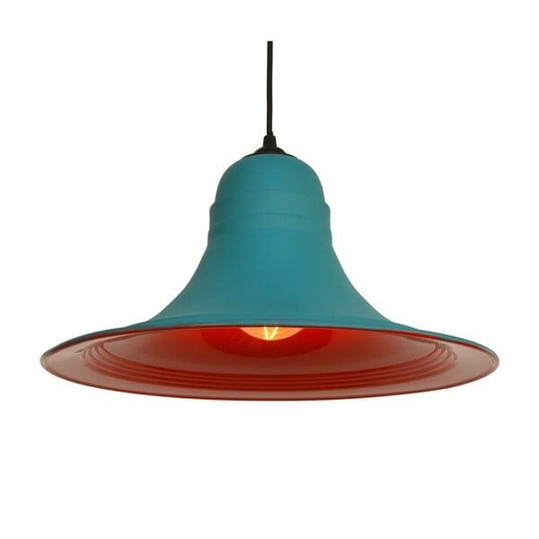 Červeno-modré stropné svietidlo Outside