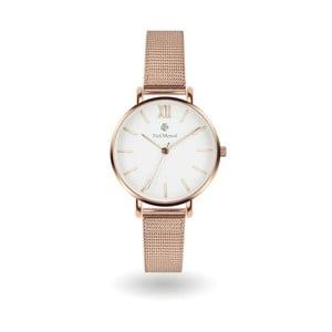 Dámske hodinky s remienkom v zlatej farbe z antikoro ocele Paul McNeal Timeless