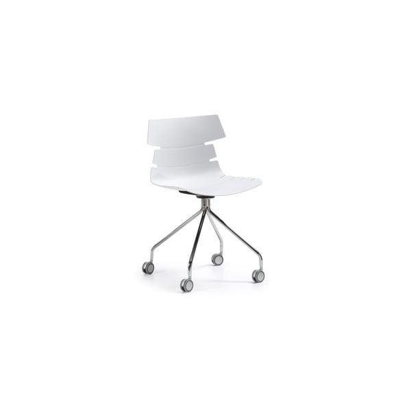 Kancelárska stolička Pulmak White