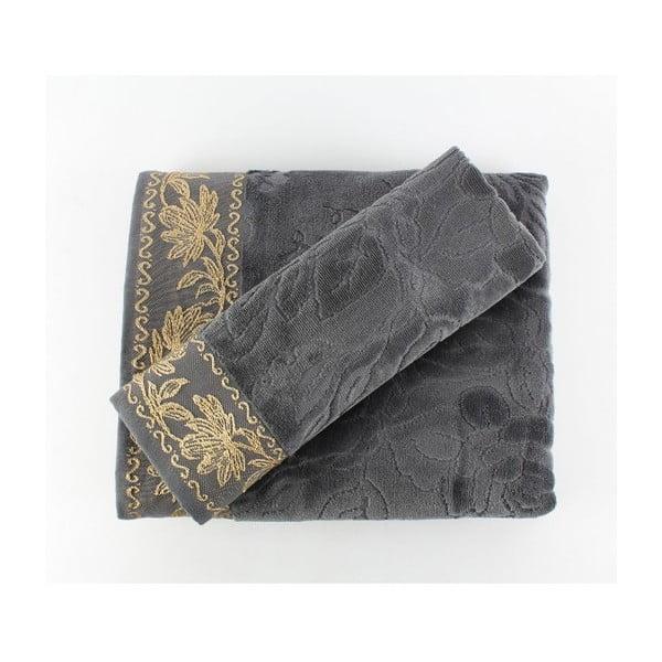 Sada 2 uterákov Asu Grey