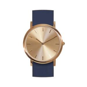 Modré hodinky Analog Watch Co. Classic