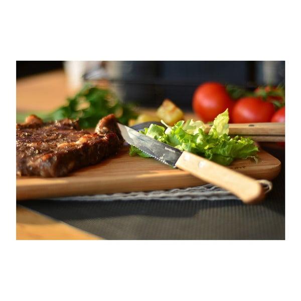 Sada 6 steakových nožov Bambum Udon