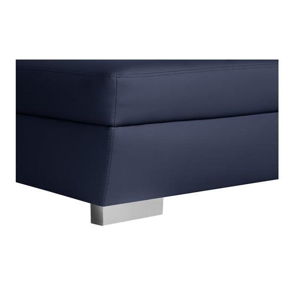 Modrá pohovka Modernist Parure