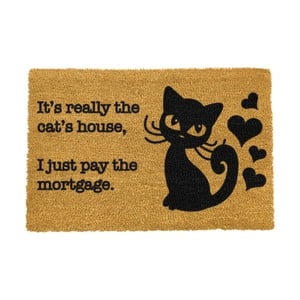 Rohožka Artsy Doormats It's really the Cats House, 40 × 60 cm