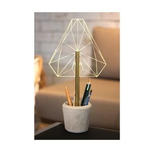 Náladové svetlo s kalíškom na ceruzky Wired C