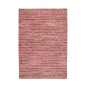 Vlnený koberec Bedford Red, 160x230 cm