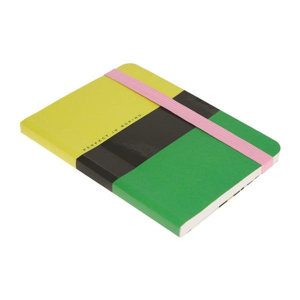 Zápisník s vreckom Chroma