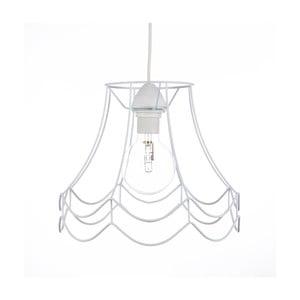 Biele stropné svietidlo Creative Lightings Naked Light Since