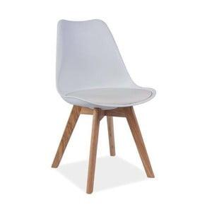 Biela stolička Vivir Guay